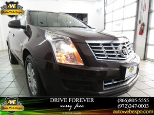 2015 Cadillac SRX Luxury Collection Carfax 1-Owner - No Accidents  Damage Reported to CARFAX Ada