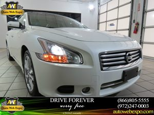 2013 Nissan Maxima 35 SV wPremium Pkg Carfax 1-Owner - No Accidents  Damage Reported to CARFAX