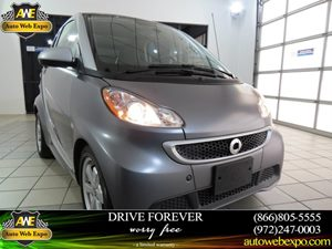 2013 Smart fortwo Pure Carfax 1-Owner - No Accidents  Damage Reported to CARFAX 12V Pwr Outlet W