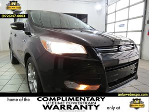 2013 Ford Escape SEL Carfax Report - No Accidents  Damage Reported to CARFAX Audio  AmFm Stere