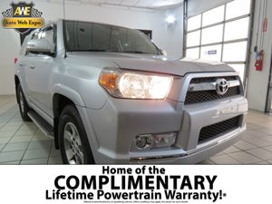 2012 Toyota 4Runner SR5 Carfax Report - No Accidents  Damage Reported to CARFAX Audio  AmFm St