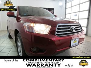 2010 Toyota Highlander SE Carfax 1-Owner - No Accidents  Damage Reported to CARFAX Audio  AmFm