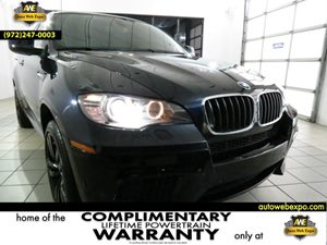 2011 BMW X6 M M Carfax Report - No Accidents  Damage Reported to CARFAX Audio  AmFm Stereo Au