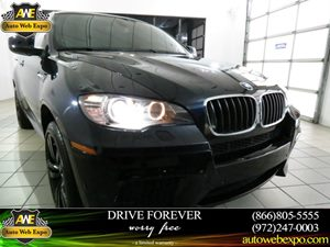 2011 BMW X6 M  Carfax Report - No Accidents  Damage Reported to CARFAX Audio  AmFm Stereo Aud