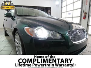 2009 Jaguar XF Premium Luxury Carfax Report Audio  AmFm Stereo Audio  Cd Player Audio  Mp3