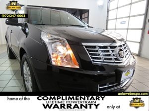 2015 Cadillac SRX Luxury Collection Carfax 1-Owner - No Accidents  Damage Reported to CARFAX Aud