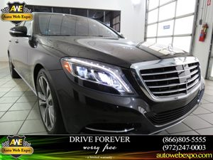 View 2015 Mercedes-Benz S550