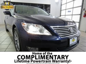 2011 Lexus LS 460 Base 4dr Rear-wheel Drive Carfax Report Audio  AmFm Stereo Audio  Auxiliary