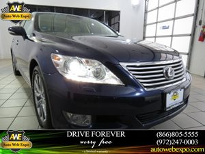 2011 Lexus LS 460 Base 4dr Rear-wheel Drive Carfax Report   Why buy from us   We strive to pro