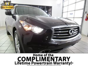 2013 Infiniti FX37 Base 4dr 4x2 Carfax 1-Owner - No Accidents  Damage Reported to CARFAX Audio
