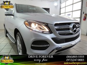 View 2016 Mercedes-Benz GLE