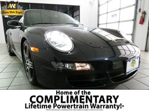 2007 Porsche 911 Carrera S Carfax Report - No Accidents  Damage Reported to CARFAX  Black Tak