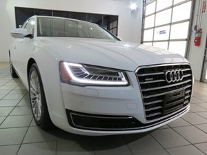 2015 Audi A8 30T Carfax 1-Owner - No Accidents  Damage Reported to CARFAX Audio  AmFm Stereo