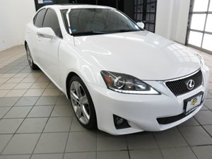 2013 Lexus IS 250  Carfax 1-Owner - No Accidents  Damage Reported to CARFAX Audio  AmFm Stereo