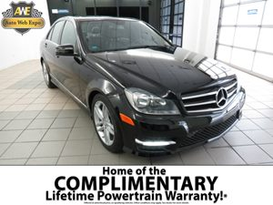 2014 MERCEDES C250 Sport Sedan Carfax 1-Owner - No Accidents  Damage Reported to CARFAX Audio