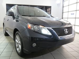 2010 Lexus RX 350 RX 350 Carfax Report Audio  AmFm Stereo Audio  Auxiliary Audio Input Audio