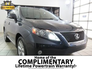 2010 Lexus RX 350  Carfax Report Audio  AmFm Stereo Audio  Auxiliary Audio Input Audio  Cd