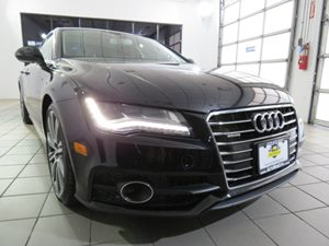 2012 Audi A7 30 Prestige Carfax 1-Owner - No Accidents  Damage Reported to CARFAX Audio  AmFm