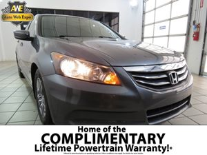 2012 Honda Accord Sdn SE Carfax 1-Owner - No Accidents  Damage Reported to CARFAX Audio  AmFm