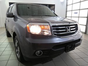 2015 Honda Pilot SE Carfax Report - No Accidents  Damage Reported to CARFAX Audio  AmFm Stereo