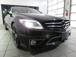 View 2008 Mercedes-Benz CL63