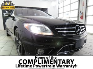 2008 MERCEDES CL63 AMG Carfax Report Audio  AmFm Stereo Audio  Cd Changer Audio  Cd Player