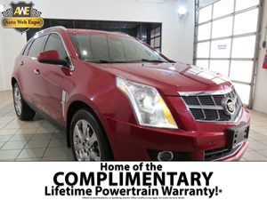 2012 Cadillac SRX Premium Collection Carfax Report - No AccidentsDamage Reported Audio  AmFm S