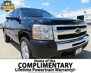 2010 Chevrolet Silverado 1500 LT Carfax Report - No AccidentsDamage Reported Audio  AmFm Stere