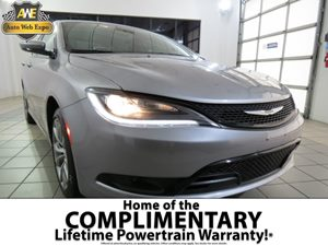 2015 Chrysler 200 S Carfax Report - No AccidentsDamage Reported Audio  AmFm Stereo Audio  Au