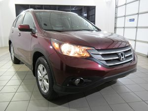 2014 Honda CR-V EX-L Carfax 1-Owner Audio  AmFm Stereo Audio  Auxiliary Audio Input Audio