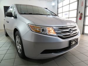 2011 Honda Odyssey LX Carfax Report - No Accidents  Damage Reported to CARFAX Audio  AmFm Ster