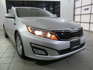 2014 Kia Optima LX Carfax Report - No AccidentsDamage Reported Audio  AmFm Stereo Audio  Aux
