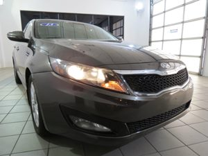 2013 Kia Optima LX Carfax 1-Owner Audio  AmFm Stereo Audio  Auxiliary Audio Input Audio  Cd