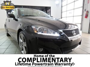 2013 Lexus IS 250  Carfax 1-Owner - No AccidentsDamage Reported Audio  AmFm Stereo Audio  Au