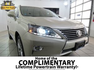 2013 Lexus RX 350  Carfax Report - No AccidentsDamage Reported Audio  AmFm Stereo Audio  Aux