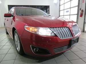 2012 Lincoln MKS  Carfax Report - No AccidentsDamage Reported Audio  AmFm Stereo Audio  Auxi