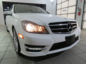 2014 MERCEDES C250 Sport Sedan Carfax Report - No AccidentsDamage Reported Audio  AmFm Stereo