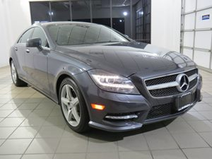 2013 MERCEDES CLS550 4MATIC Coupe Carfax Report Audio  Cd Changer Audio  Cd Player Audio  Ha