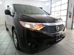2014 Nissan Quest SV Carfax 1-Owner - No AccidentsDamage Reported Audio  AmFm Stereo Audio