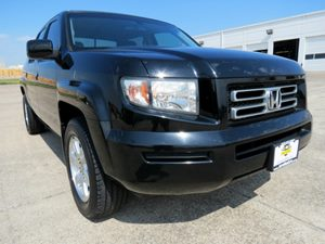 2008 Honda Ridgeline RTL Carfax Report - No AccidentsDamage Reported Audio  AmFm Stereo Audio
