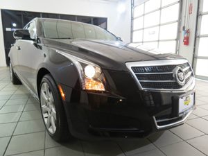 2013 Cadillac ATS Luxury Carfax Report - No Accidents  Damage Reported to CARFAX Audio  AmFm S