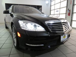 2012 MERCEDES S550 Sedan Carfax Report - No Accidents  Damage Reported to CARFAX Audio  AmFm S
