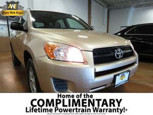 2009 Toyota RAV4  Carfax 1-Owner - No Accidents  Damage Reported to CARFAX Audio  AmFm Stereo