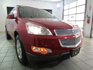 2012 Chevrolet Traverse LT w1LT Carfax Report - No Accidents  Damage Reported to CARFAX Audio