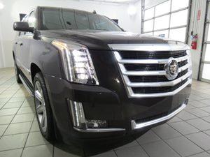 2015 Cadillac Escalade ESV Luxury Carfax Report - No AccidentsDamage Reported Adaptive Remote St