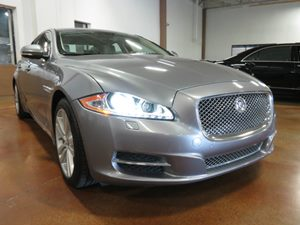 2013 Jaguar XJ  Carfax Report - No AccidentsDamage Reported  Rhodium Silver  Waited Too Long