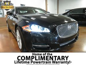2013 Jaguar XJ  Carfax 1-Owner - No AccidentsDamage Reported Audio  AmFm Stereo Audio  Cd Pl