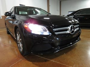 2016 MERCEDES C-Class Sedan Carfax 1-Owner - No AccidentsDamage Reported Audio  AmFm Stereo A