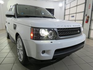 2011 Land Rover Range Rover Sport HSE Carfax Report - No Accidents  Damage Reported to CARFAX Au