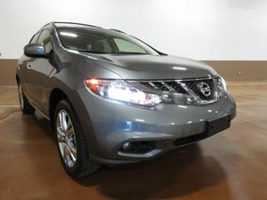 2013 Nissan Murano LE Carfax 1-Owner - No AccidentsDamage Reported Audio  AmFm Stereo Audio